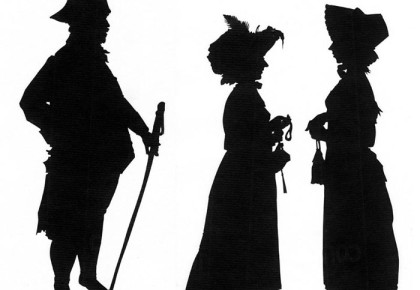 Jane Austen and the regency silhouette