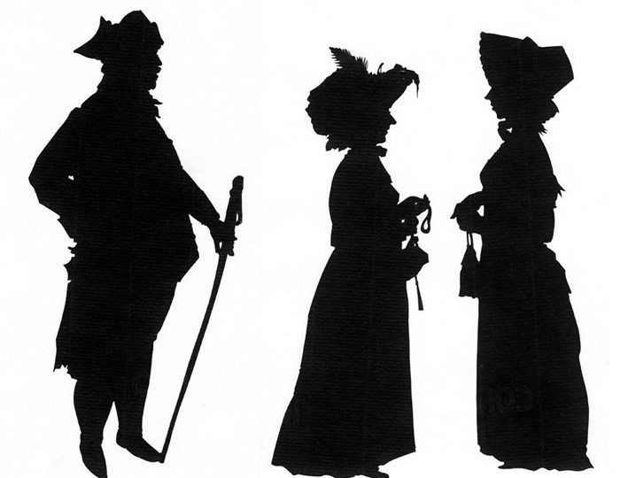 Jane Austen and the regency silhouette