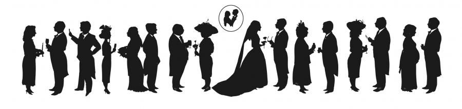Lockdown Wedding, October 2020