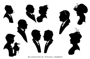 Silhouettes by Michael Herbert