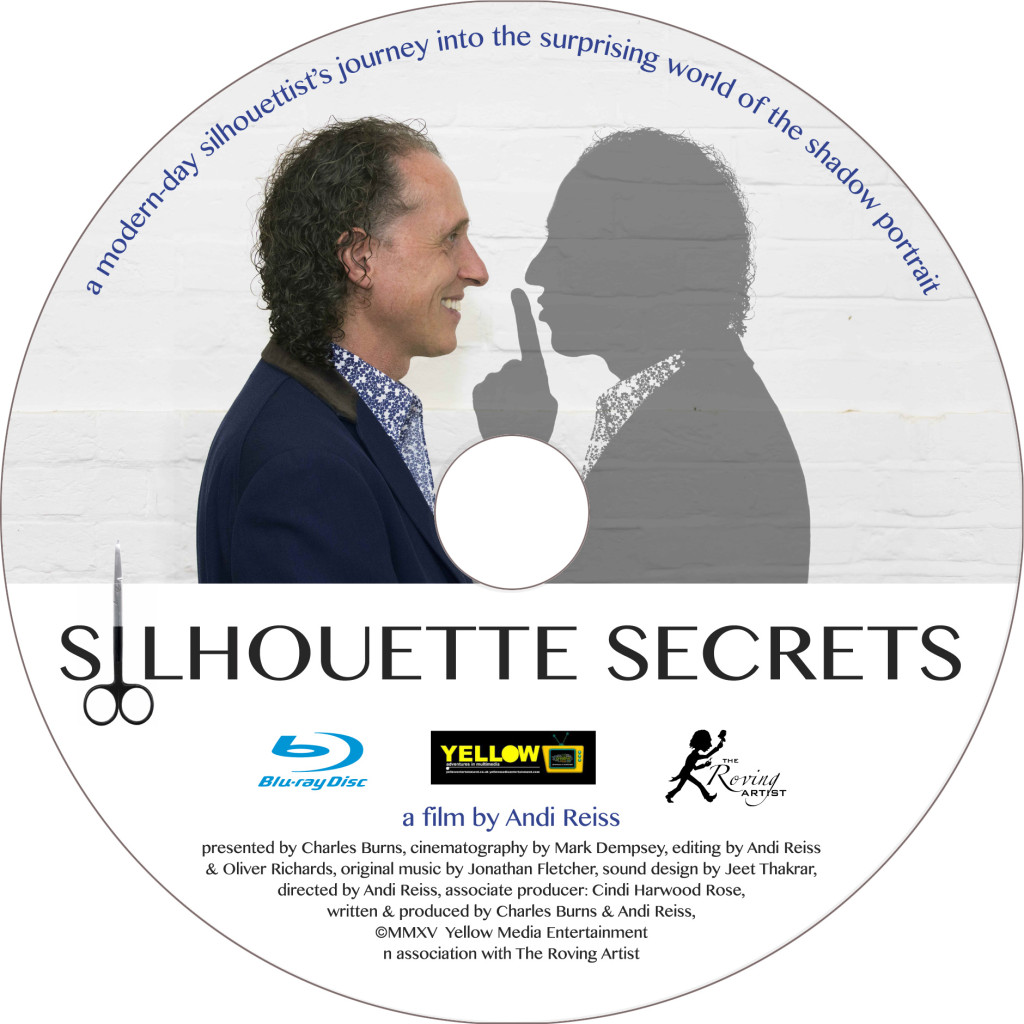 Silhouette Secrets Blu ray