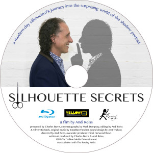 Silhouette Secrets: a modern-day silhouettist's journey into the surprising world of the shadow portrait