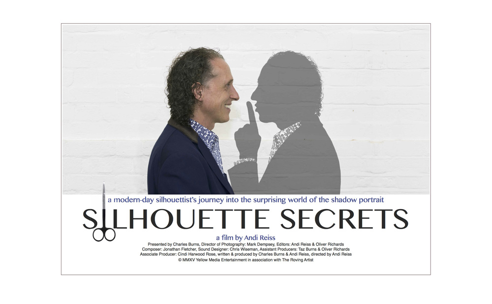 Silhouette Secrets Postcard