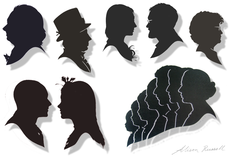 Silhouettes by Alison Russell