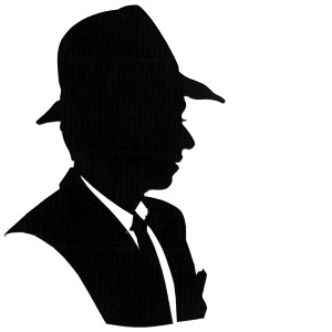 Blues Brothers silhouettes