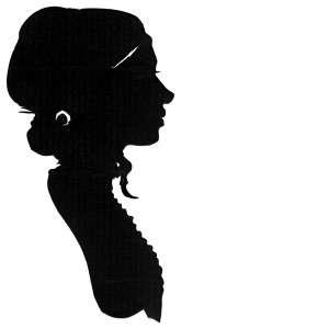 Attractive silhouette