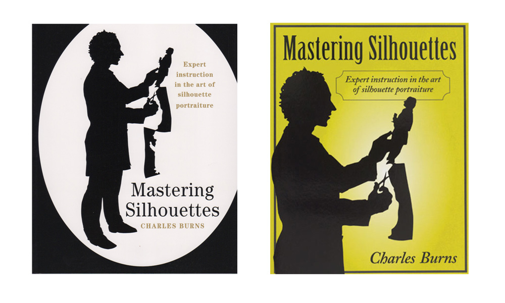 Mastering Silhouettes book covers