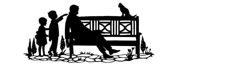 Bench scene, by Mark Conlin