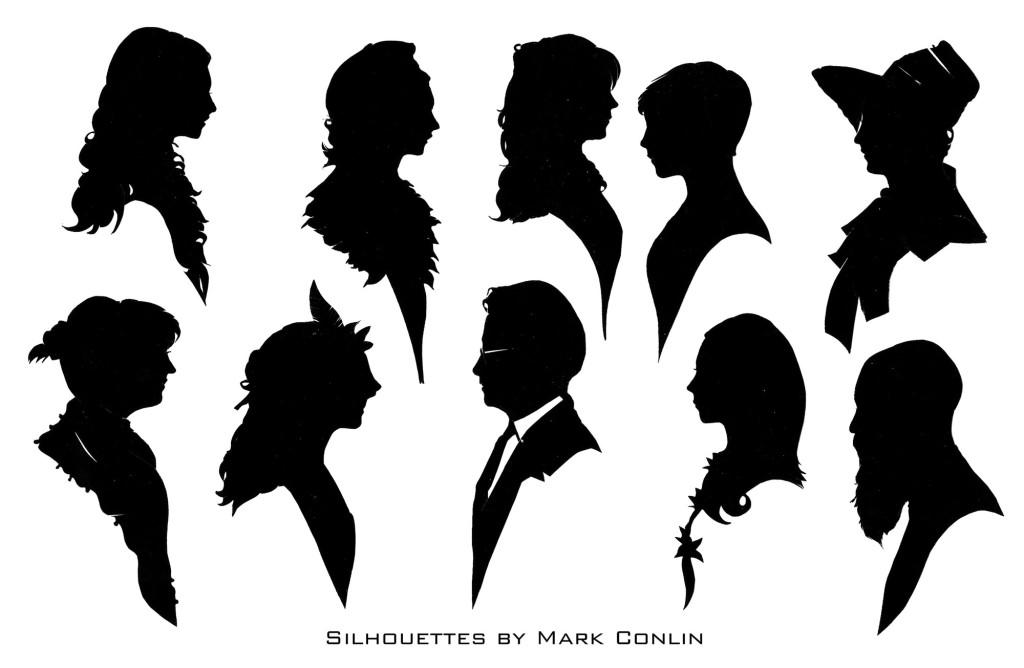 Silhouettes by Mark Conlin