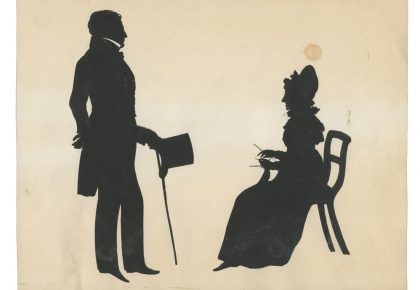 A silhouettist's approach to data