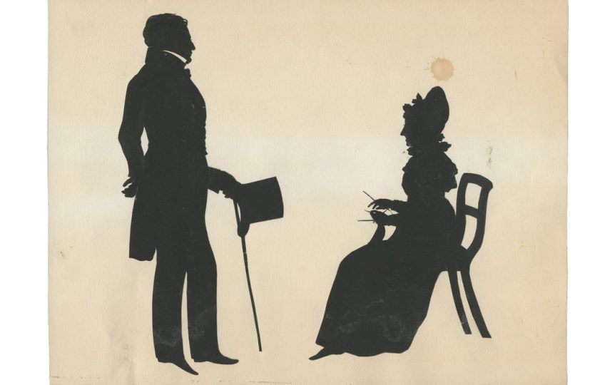 A silhouettist's approach to data protection