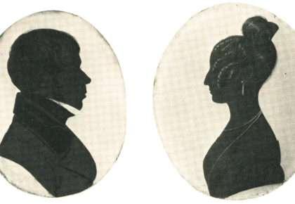 Prosopographus: the silhouette automaton