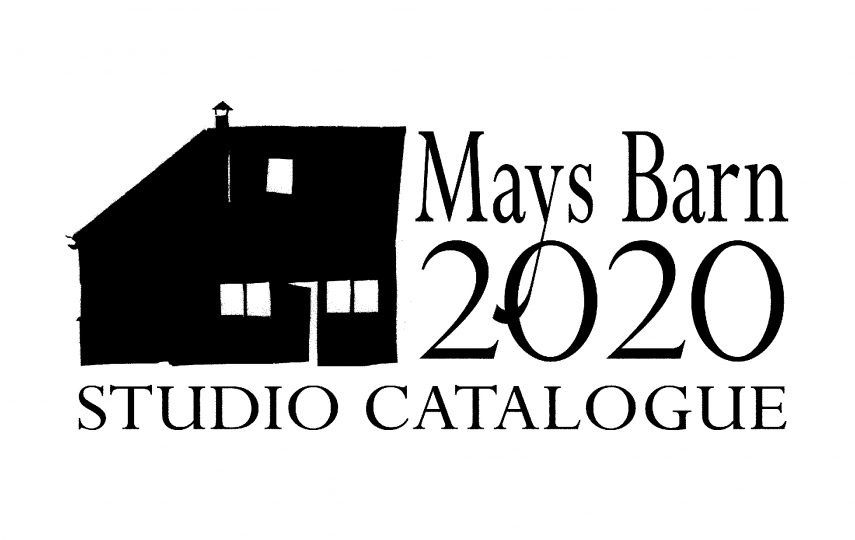 Mays Barn 2020 Studio Catalogue now out
